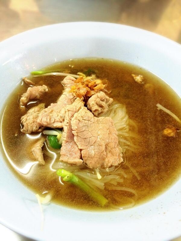 タイ麺ランキング第6位