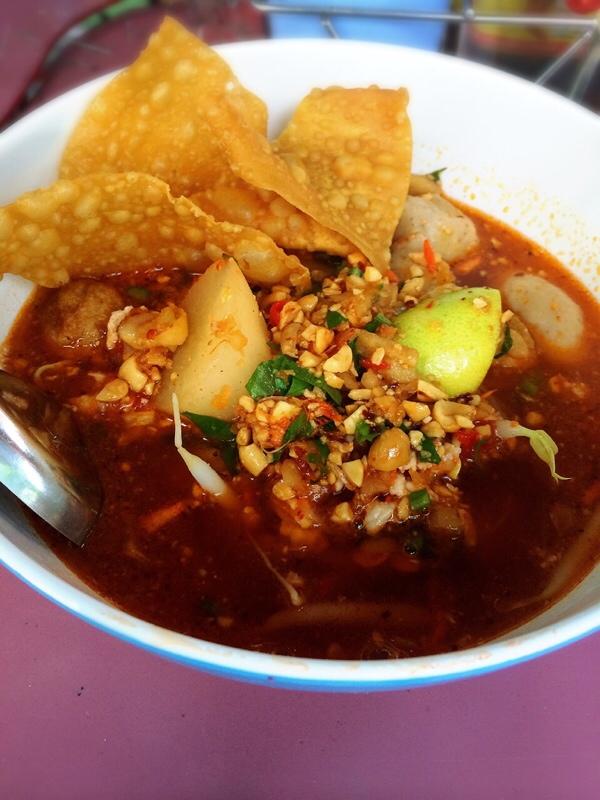 タイ麺ランキング第2位
