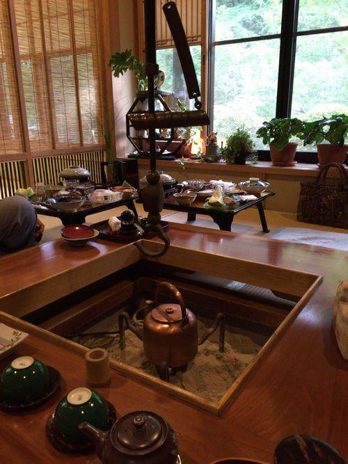世寿美屋旅館 (2泊目の食事)